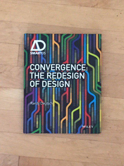 Convergence: The Redesign of Design Image Submitted for Modelo.io